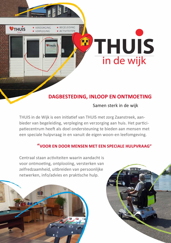 Extreem THUISzorg, thuiszorg Zaandam, Zaanstreek - Zorg met hart voor mensen @KA77